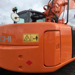 Hitachi ZX135US Sold Sold***