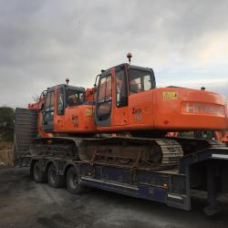 HITACHI ZX130LCN &