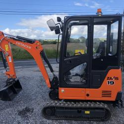 Hitachi ZX19 Sold Sold******