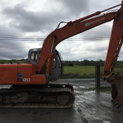 Hitachi EX120-5 Sold Sold