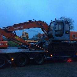 HITACHI EX120-5 DELIVERED TO WESTMEATH