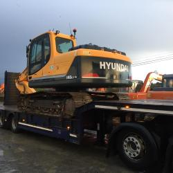 2014 HYUNDAI R140 DELIVERED TO CO. CLARE