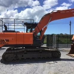 Hitachi ZX210LC-5B **Sold Sold**