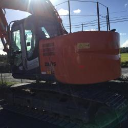 Hitachi ZX225US-3 Sold Sold***********