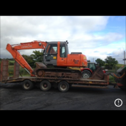 A VERY ORIGINAL HITACHI ZX110